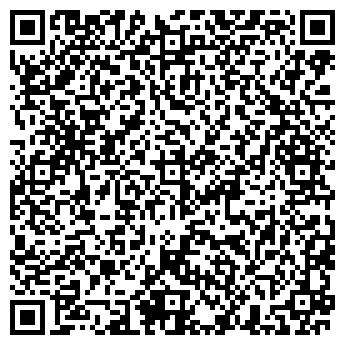 QR-код с контактной информацией организации ПЛУТОН-ЭЛЕКТРО