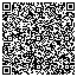 QR-код с контактной информацией организации БЛАГО ТОО