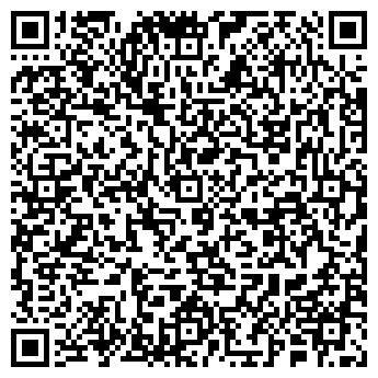 QR-код с контактной информацией организации ООО ПОЛЯНА