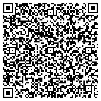 QR-код с контактной информацией организации МАГАЗИН ВИОЛ