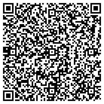 QR-код с контактной информацией организации МАТРИЦА