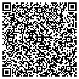 QR-код с контактной информацией организации ООО ВОРОТА ДОНА