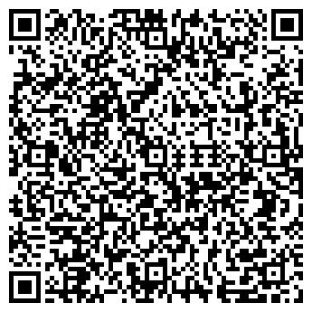 QR-код с контактной информацией организации ГАЛЕРЕЯ ТЕПЛА, ООО