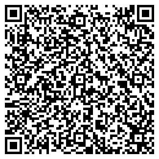 QR-код с контактной информацией организации ЗАО ТУРИСТ