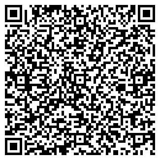 QR-код с контактной информацией организации ДЕЛИН