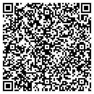 QR-код с контактной информацией организации ГЕОДОМ