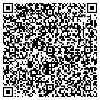 QR-код с контактной информацией организации КРОН ПКК, ООО