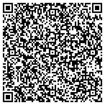 QR-код с контактной информацией организации КЛЕОПАТРА САЛОН КРАСОТЫ