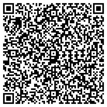 QR-код с контактной информацией организации ЛЛ РЕСТОРАН