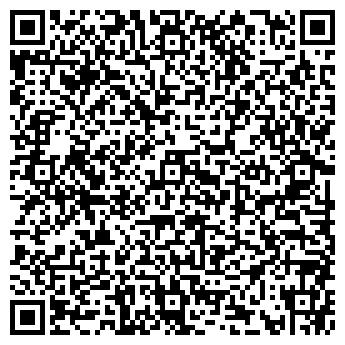 QR-код с контактной информацией организации АТРИУМ ПАРФЮМ