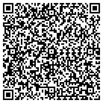 QR-код с контактной информацией организации ТЕХНОКРАТ ТОО