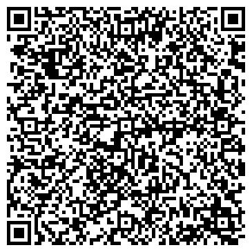 QR-код с контактной информацией организации РОАО ВТОРМЕТ, КОММЕРЧЕСКИЙ ЦЕНТР