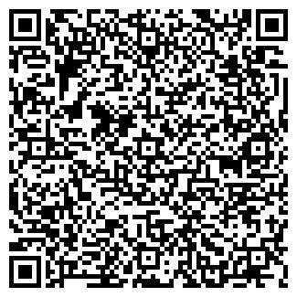QR-код с контактной информацией организации ДОНГИПС