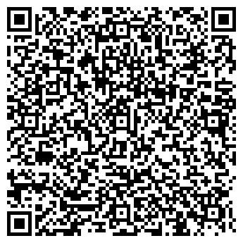 QR-код с контактной информацией организации ПРЕДПРИЯТИЕ СИЛА