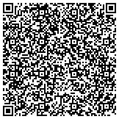 QR-код с контактной информацией организации ГОССАНЭПИДНАДЗОРА ГОРОДСКОЙ ЦЕНТР ФИЛИАЛ ЛЕНИНСКОГО РАЙОНА