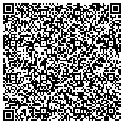 QR-код с контактной информацией организации ЦЕНТР ГОССАНЭПИДНАДЗОРА ГОРОДСКОЙ, ФИЛИАЛ ПЕРВОМАЙСКОГО РАЙОНА