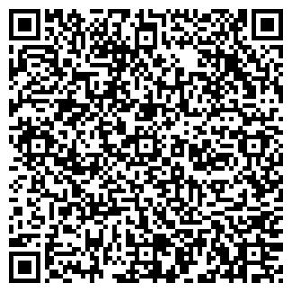 QR-код с контактной информацией организации МАГАЗИН КЕНГУРУ