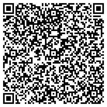 QR-код с контактной информацией организации ОВО ПРИ ОВД АЗОВСКОГО РАЙОНА