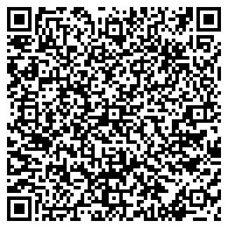 QR-код с контактной информацией организации ДОНЮГСТРОЙ, ЗАО