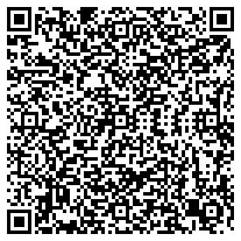 QR-код с контактной информацией организации БИБЛИОТЕКА Г.АЗОВА