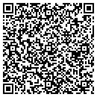 QR-код с контактной информацией организации РУСНЕРЖ