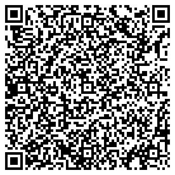 QR-код с контактной информацией организации КУБАНЬТУРИСТ, ЗАО