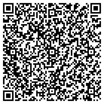 QR-код с контактной информацией организации № 1 СДЮСШОР ОТДЕЛЕНИЕ ХУДОЖЕСТВЕННОЙ ГИМНАСТИКИ