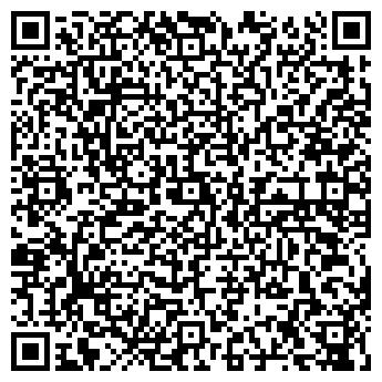 QR-код с контактной информацией организации ГРАЦИЯ САЛОН-ПАРИКМАХЕРСКАЯ
