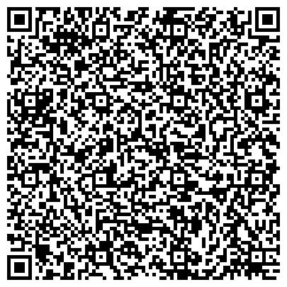 """QR-код с контактной информацией организации ФКУ """"Главное бюро медико-социальной экспертизы по Краснодарскому краю"""""""