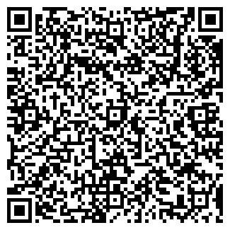 QR-код с контактной информацией организации D'LUXE САЛОН