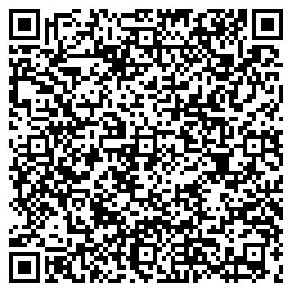 QR-код с контактной информацией организации АМУС, ЗАО