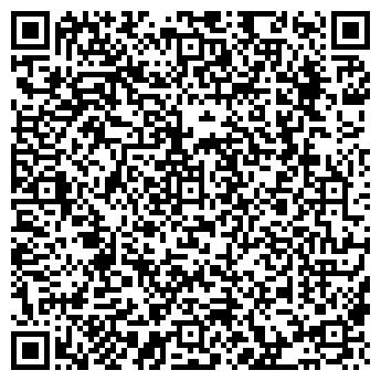 QR-код с контактной информацией организации АГЕНТСТВО БЕНЕФИС