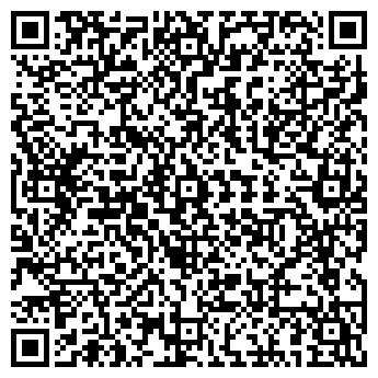 QR-код с контактной информацией организации АВГУСТА МАГАЗИН № 2