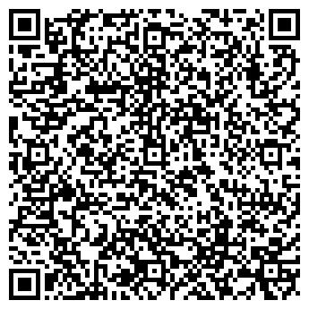 QR-код с контактной информацией организации ОВОЩИ-ФРУКТЫ МАГАЗИН