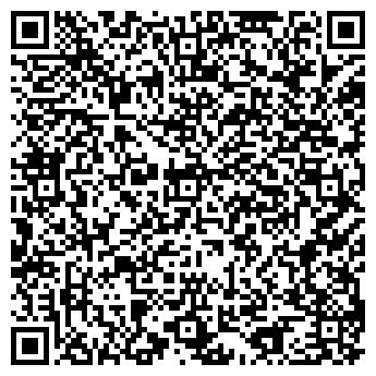 QR-код с контактной информацией организации МАГАЗИН ВЕТЕРАН № 1