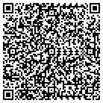 QR-код с контактной информацией организации ХЛЕБ МАГАЗИН № 1