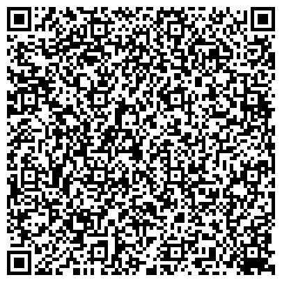 QR-код с контактной информацией организации Центр социальной поддержки  населения Кировского района