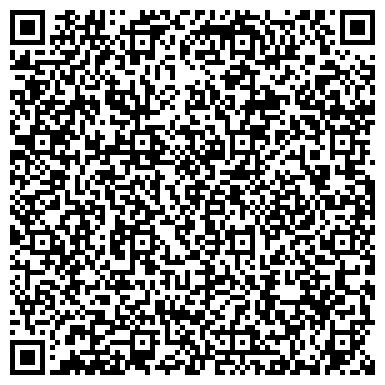 QR-код с контактной информацией организации Центр социальной поддержки населения Ленинского района