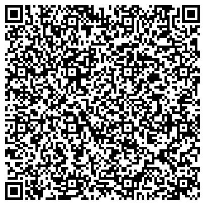 """QR-код с контактной информацией организации Астраханский Региональный Благотворительный фонд """"Шаг навстречу"""""""
