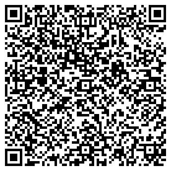 QR-код с контактной информацией организации МЕРКУРИЙ МАГАЗИН