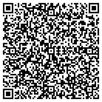 QR-код с контактной информацией организации РЫБА-ОВОЩИ МАГАЗИН
