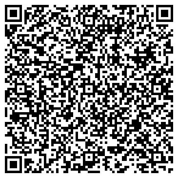 QR-код с контактной информацией организации САЛОН МОДНЫХ ТКАНЕЙ Г-ЖИ КИРИЛЛОВОЙ