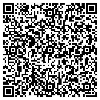 QR-код с контактной информацией организации ЛУЧ МООО