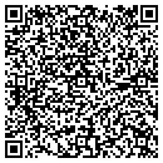 QR-код с контактной информацией организации ТИХОНОВ, ИП