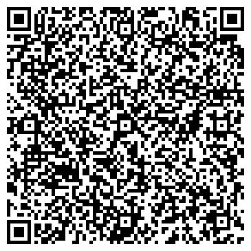 QR-код с контактной информацией организации БАНК МЕНАТЭП СПБ ФИЛИАЛ