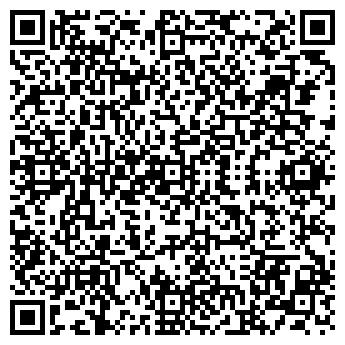 QR-код с контактной информацией организации АЖАР ТФ ЗАО