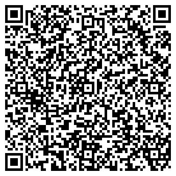 QR-код с контактной информацией организации ТРАНСКРЕДИТБАНК, ОАО