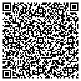 QR-код с контактной информацией организации АРКАБАЕВ ИП