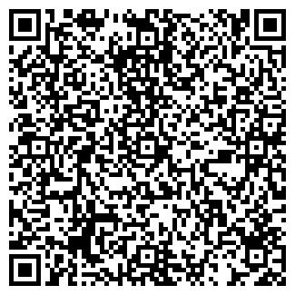 QR-код с контактной информацией организации АЛИНА, ЗАО