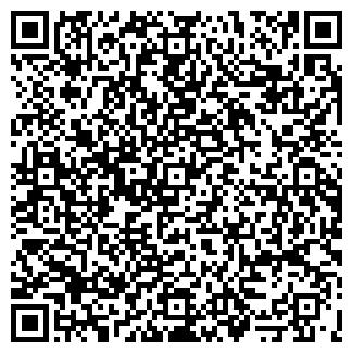 QR-код с контактной информацией организации ООО ТИШИНА